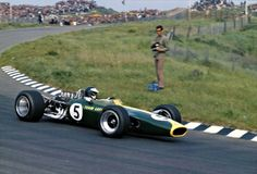 Jim Clark, Lotus 49, 1967 Dutch GP