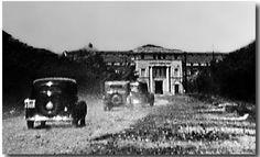 Verona - l'ospedale di Borgo Trento alla fine degli anni 30