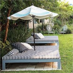 Spectacular idea cheap outdoor furniture 10 diy patio ideas that are Backyard Projects, Outdoor Projects, Diy Projects, Project Ideas, Outside Living, Outdoor Living, Diy Outdoor Furniture, Outdoor Decor, Backyard Furniture