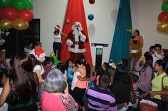 San Nicolás en el evento