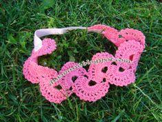 Handmade Cristina: Crochet headband