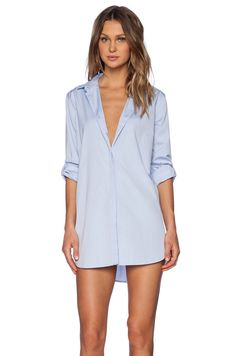 THE OVERSIZED SHIRT M.I.H JEANS