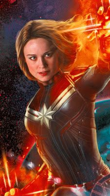 Capitana Marvel Wallpaper Marvel Capitana Marvel Capitan