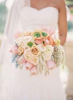 bridal boquet | stunning | caroline tran