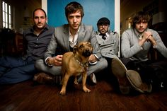 Listen to music from OK Go like Here It Goes Again, All Together Now & more. Find the latest tracks, albums, and images from OK Go. Ok Go, Hunny Bunny, Man Movies, Band Photos, Music Lyrics, Music Concerts, Latest Music, Best Songs, Listening To Music