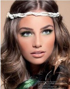 Wedding Make Up Ideas Love The Makeup Would Look So Beautiful For A Beach
