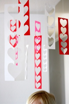 DIY hanging heart charm Tutorial