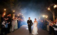 #wilddunesweddings Sparklers Send-off | Charleston, SC Wedding | Wild Dunes Wedding | Wild Dunes Resort | Photography & Design by Jenny