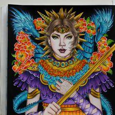 Warrior Princess-Fantasia Nicholas F. Chandrawienata