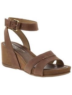 It is hard to find cute, LOW wedges!
