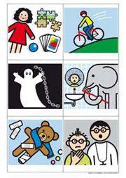 Download der Symbolkarten zu den Gebärdenliederbüchern des von Loeper Verlags