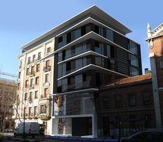 reestructuración de edificios historicos