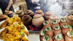 MATKA BIRYANI | Handi Biryani Street Food Of Karachi Pakistan - YouTube