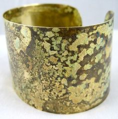 Easy Patina Finishes for Copper and Brass – a Tutorial       by Rena Klingenberg.