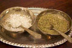Mukhwas (Rock Sugar & Fennel) - Colourful Indian After Dinner Snack or Digestive