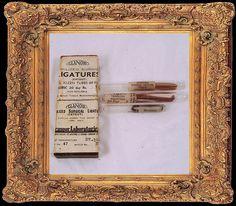 Antique Medical Oddity: Catgut Sutures