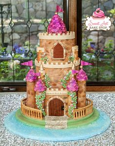 Sweet Art Bake Shop :: Wedding Cakes