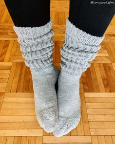 Thigh High Socks, Thigh Highs, Slouch Socks, Leg Warmers, Ph, Gray, Knitting, Boots, Fabric