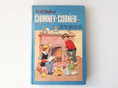 Enid Blyton's Chimney Corner Stories Vintage by PrettyHappyVintage