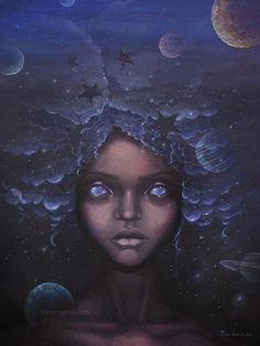 Irene Garcia - Andromeda