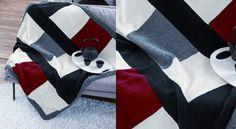 Un plaid à carreaux tricoté en jersey, Facile à réaliser, douillet et résolument chaud, ce plaidà carreaux XXL coordonnés tricoté en jersey habillera votre intérieur. Suivez notre pas-à-pas pour le réaliser, avant de pouvoir l'installer sur votre canapé pour confortablement prendre le thé.