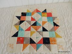 10 Tips for Quilting with Layer Cakes | A Quilting Life - a quilt blog