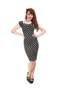 Discover Our Collection of Dresses at Collectif For Exclusive, Vintage Dresses Inspired by Retro Fashion. Vintage Clothing Styles, Vintage Style Outfits, Vintage Fashion, Retro Fashion, Pin Up Dresses, 1940s Dresses, Vintage Dresses, Dress Outfits, Dresses For Work