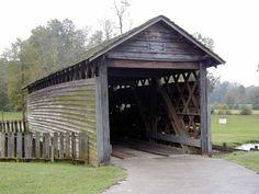 Alabama's 11 surviving historical covered bridges (Odd Travels list, gallery) | AL.com