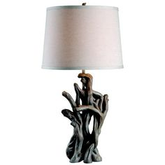 Kenroy Home Cast Away 1 Light Table Lamp