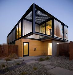 Chen + Suchart Studio Project Modern Sosnowski Residence in Arizona #interiordesign #architecture #arizona #modern #modernhome #studio #studioproject #zen #wood #stone #pool #luxuryhome #chen+suchart