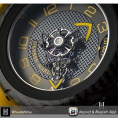 Repost from @hautetime using @RepostRegramApp - @ulyssenardinofficial FreakWing in collaboration with @artemisracing #UlysseNardin #artemis #hautetime available now for more info @ulysse_nardin_nyc 212-257-492050 Central Park South NYC #UlysseNardin #artemisracing #freakwing #tourbillon by ulysse_nardin_nyc