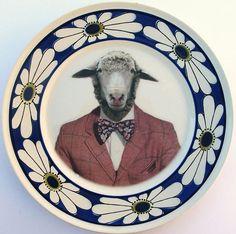 Preppy sheep
