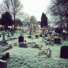 St Michael and All Angels, Monkton Combe #church #churchyard #grave #gravestone #graveyard #monktoncombe