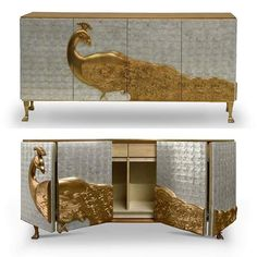 The Camilia was created to grace the most regal of dining rooms with its elegance and splendor. Console Furniture, Art Furniture, Upcycled Furniture, Unique Furniture, Online Furniture, Luxury Furniture, Furniture Design, Luxury Dining Room, Dining Rooms