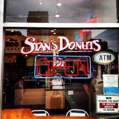 Stan's Donuts in Westwood.
