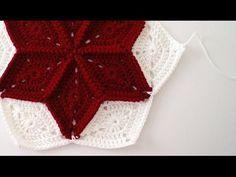Diamond Granny Square Pattern & Tutorial - B.hooked Crochet