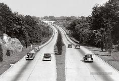 Merritt Parkway: Connecticut 1935-1939