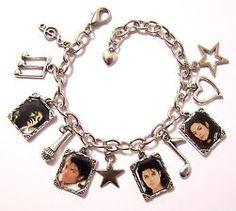 Michael Jackson Charm | eBay