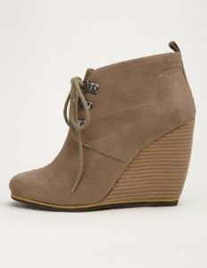 #shoes #wedges #boots (Charlotte Russe)