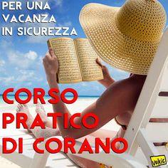 "ITALIAN COMICS - Le vacanze targate ""Isis""... #IoSeguoItalianComics #Satira #Politica #Comics #Humor #Umorismo #Italy #Isis #Vacanze #Estate #Ministry #Holiday"