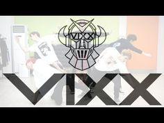 빅스(VIXX) - hyde 안무 연습 영상 (Practice hyde dancing Video) - YouTube