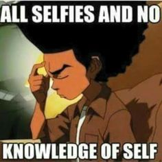No knowledge of self