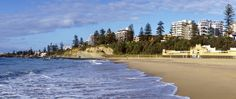 My home is right across the street from that beach. Home sweet home in Wollongong Australia.