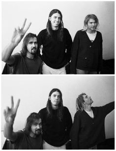 Nirvana, 1991. [x]