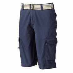 76c0840b07 Urban Pipeline Pinfaille Cargo Shorts - Men #Kohls Joggers, Jogger Shorts,  Boy Fashion