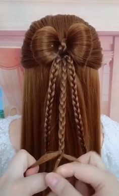 Feb 2020 - Having you hair on point will be an easy thing after you've watched this video 😍 Easy Hairstyles For Long Hair, Braids For Long Hair, Elegant Hairstyles, Up Hairstyles, Braided Hairstyles, Pirate Hairstyles, Hair Up Styles, Medium Hair Styles, Long Hair Video