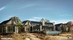 Three luxury bush camp estates planned for Askari Lodge in Magalies. Game Lodge, Game Reserve, Hotel Spa, How To Memorize Things, Cabin, In This Moment, Mansions, Luxury, House Styles
