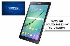 awesome Samsung Galaxy Tab S2 8.0'' kutu açılımı