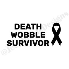 Death Wobble Survivor - Jeep Vinyl Decal - Custom Vinyl Decals - Informations About Death Wobble Survivor – Jeep Vinyl Decal – Custom Vinyl Decals Pin You can e - Jeep Wrangler Stickers, Jeep Stickers, Jeep Decals, Bumper Stickers, Vinyl Decals, Wrangler Jeep, Jeep Rubicon, Jeep Wranglers, Jeep Tire Cover