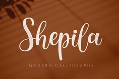 Sleek sellouts! 🤓. Order Shepila Is A Beautiful Modern And Elegant Calligraphy Script Font at €3.80 #Modern #Pretty #Fashion #Beautiful #Elegant #Mothersday #Summer #Wedding #Script #Lovel Handwritten Fonts, Calligraphy Fonts, Script Fonts, New Fonts, Cursive, Valentine Messages, Envato Elements, Modern Fonts, Paint Markers